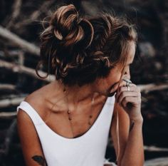 Should you appreciate beauty an individual will enjoy this site! Good Hair Day, Great Hair, Messy Hairstyles, Pretty Hairstyles, Coiffure Hair, Boho Stil, Bad Hair, Hair Dos, Gorgeous Hair