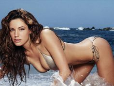Kelly Brook in FHM