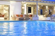 Custom made outdoor sofa, Greek Interior Design Outdoor Sofas, Outdoor Living, Outdoor Decor, Custom Made, Greek, Interior Design, Home Decor, Nest Design, Outdoor Life