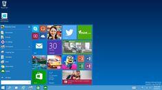 Il nuovo S.O. Windows 10 Leggi su: http://techmagazineitalia.altervista.org/blog/?p=257