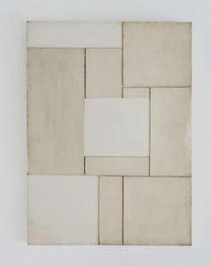 Ellsworth Kelly shades of white Ellsworth Kelly, Modern Art, Contemporary Art, Art Texture, Art Abstrait, Objet D'art, White Art, White Beige, Abstract Expressionism