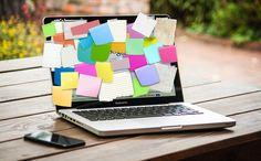 Free Image on Pixabay - Laptop, Computer, Stickies, Post-It Kanban Board, Sistema Erp, Recherche Internet, Business Coach, Business Ideas, Neuer Job, Dissertation Writing, Start Ups, Cloud Computing