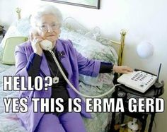 Yes, This Is Erma Gerd  Check out more funny pics at killthehydra.com
