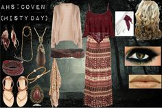 Misty Day - Coven