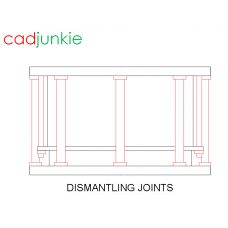 2D Adapters: Dismantling Joints