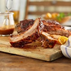 Slow-Roasted Spiced Baby Back RIbs | Photograzing