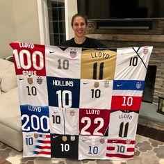 Usa Soccer Team, Us Soccer, Soccer Tips, Nike Soccer, Soccer Cleats, Soccer Players, Football Team, Basketball, Carli Lloyd