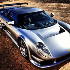 The Noble M400. A British boutique super car