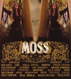 Hip-Hop HQ: MoSS - Marching To The Sound Of My Own Drum [2015]...