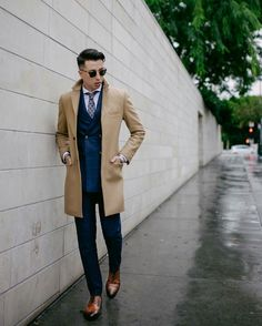 winter street style looks for men #mens #fashion
