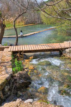 Love the name Benias! Banias Falls, Israel