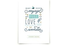 The Voyage Art Prints by Kimberly FitzSimons at minted.com