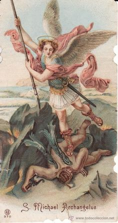Pray for us, O most blessed our St. Michael, Prince of the Church of Jesus