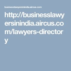 Lawyers directory is a composed form of lawyers, law firms, and related services. A small mistake in the selection of lawyers directory can make harm on your case.So here we present a link of no 1 lawyers directory which provides best legal services and valuable legal advice.check out the link for more info http://www.pathlegal.com/
