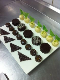 #chocolate #limoncello #after eight