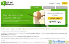 Review Valued Opinions Indonesia Online Survey Dibayar Pulsa #PaidSurvey