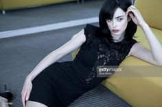 Actress Krysten Ritter poses for a portrait session on March 27, 2010, Los Angeles, CA. ON DEMESTICE AND INTERNATIONAL EMBARGO UNTIL JULY 1, 2010.