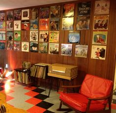 Record room