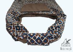 Torba dwustronna, khaki i niebiesko-brązowe wzorki.  http://pakamera.wix.com/pakamera-wloczykija#!torba-w-centki/c1xmt