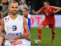 Top10 – Ranking de los deportistas franceses mejor pagados