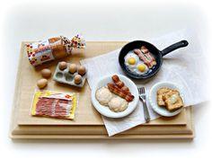 DeviantArt: More Collections Like WiP - Mini Axolotl Tin Ponds by Bon-AppetEats Mini Kitchen, Miniature Kitchen, Miniature Crafts, Miniature Food, Miniature Dolls, Polymer Clay Miniatures, Polymer Clay Charms, Dollhouse Miniatures, Barbie Food