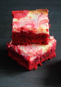 Confections from the Cody Kitchen: Red Velvet Cheesecake Brownies