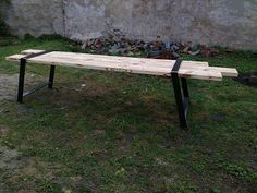 Big table, woodworking, kitchen, industrial styl, industry