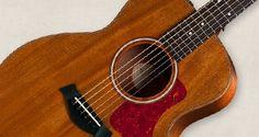 GS Mini (Mahogany top) | Taylor Guitars