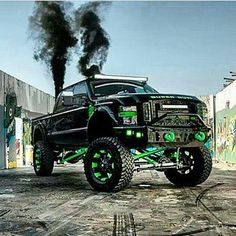 This is the definition of my dream truck. Awesome