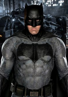 Ben Affleck as Batman from Batman v Superman & Batman vs Superman Costume New 52 Colors Ben Afflecks Batman Costume ...