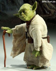 Star Wars: Yoda - Jedi Mentor, Fertig-Modell (Abbildung 5)