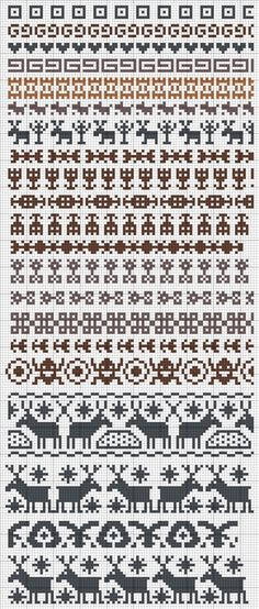 Let's discuss the stranded knitting pattern fair isles. As we know that stranded knitting or usually it is known as a Fair Isle knitting is a way which is generally easy to do in knitting the same row with two colors. Fair Isle Knitting Patterns, Fair Isle Pattern, Knitting Charts, Knitting Designs, Knitting Stitches, Knitting Projects, Sock Knitting, Knitting Sweaters, Knitting Tutorials