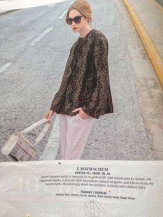 A coat a'la 60's /  Burda PL nr 8/2015