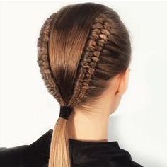 hair wrap diy hair wrap diy _ hair wrap diy tutorial _ hair wrap diy scarf _ hair wrap diy how to make _ hair wrap diy tutorial how to make _ hair wrap diy boho _ hair wrap diy embroidery floss _ hair wrap diy african Bandana Hairstyles For Long Hair, Braids For Long Hair, Up Hairstyles, Braided Hairstyles, Hair Up Styles, Long Hair Video, Stylish Hair, Love Hair, Hair Videos