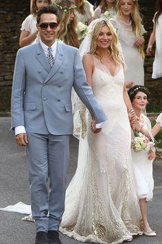 Hochzeit: Brautkleider der Stars - GLAMOUR