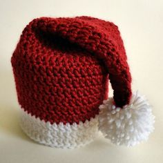 Crochet Santa Toilet Seat Cover Pattern | The WHOot
