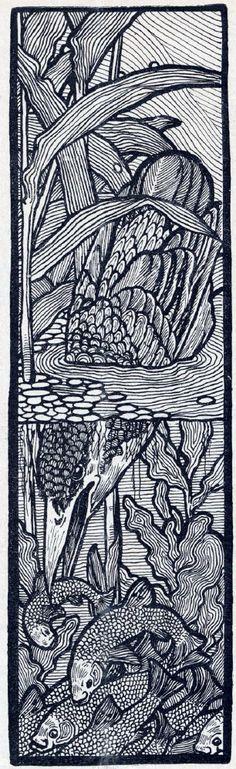 Karl Soffel, Eisvogel, Jugend 1898