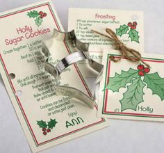 ANN CLARK~HOLLY LEAF~ tin cookie cutter~MADE IN USA (NEW) stores.ebay.com/thegingerbreadcollection