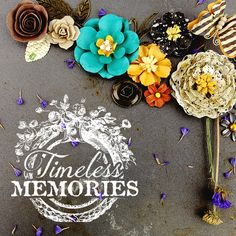 Timeless Memories by Prima - SO MUCH to LOVE!!!   #prima #primamarketing