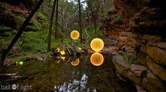 Ball of Light - No Alligators Here