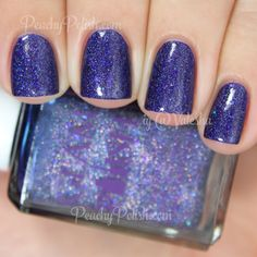 Glam Polish Wicked | Halloween 2014 Cast A Spell Collection Part II | Peachy Polish