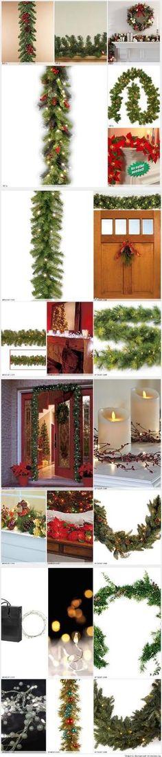 Cheap Christmas Garland