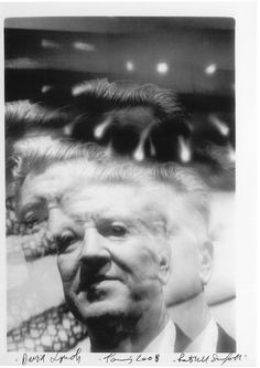 David Lynch | by Patrick Sarfati  Paris,2008
