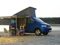 Volkswagen California Comfortline (T5) '2006–09