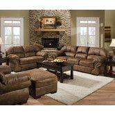 Found it at Wayfair - Simmons Upholstery Pinto Sofa Set