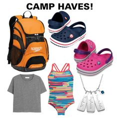 Summer Camp Packing