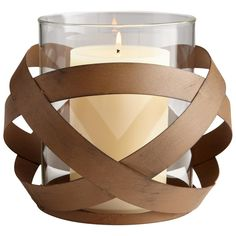 Large Infinity Candleholder by Cyan Design - Seven Colonial