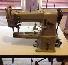 Adler 69-632 Leather / Industrial Sewing Machine £450