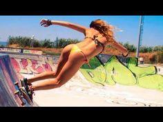 Endless Roads 2 - The Island (with Longboard Girls Crew) - YouTube