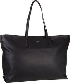 BREE Handtasche »Cary 7« für 249,00€. Shopper, Leder, Schlüsselhalter, Verstärkter Boden, Hauptfach mit Reißverschluss bei OTTO